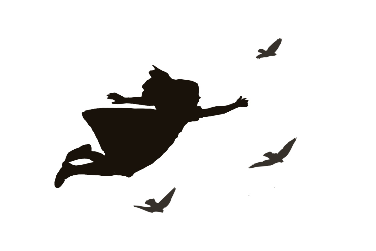 The Flying Child